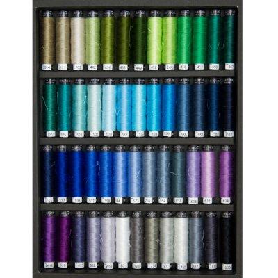 画像2: ミロ手刺しゅう糸 全100色セット