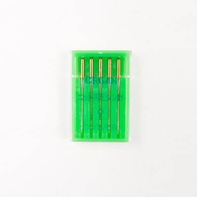 画像1: ニット用ミシン針♯9〈ケース付き〉