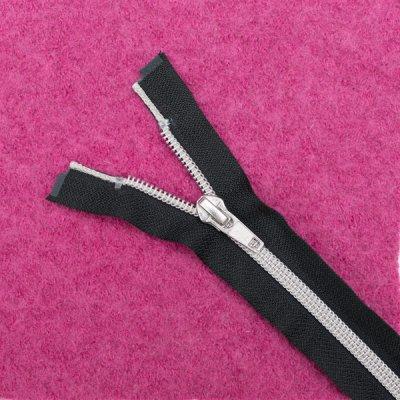 画像4: 樹脂コイルメタリオンファスナー(オープン60cm)