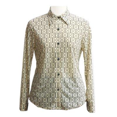 画像1: 型紙:台衿付きシャツ