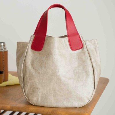 画像2: 型紙:バルーンバッグ