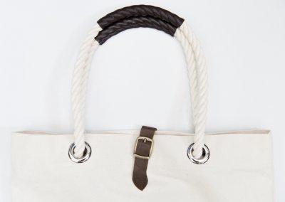 画像3: ロープ&革ハンドル