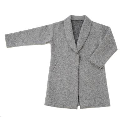 画像1: 型紙:21.ヘチマカラーのコート