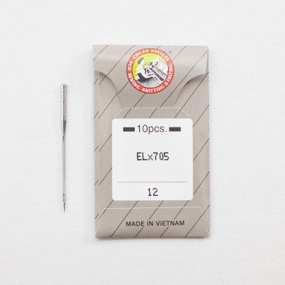 画像1: フラットロック専用針 EL×705