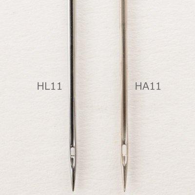 画像3: ミシン針 HL×5