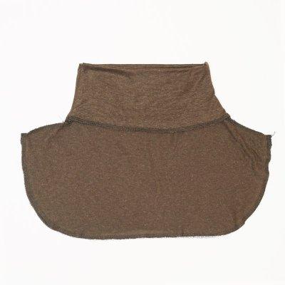 画像2: 型紙:ボトルネックウォーマー(付け衿)
