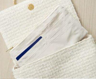 画像5: 型紙:ウォレットバッグ+カードケースつきポーチ(フラグメントケース)