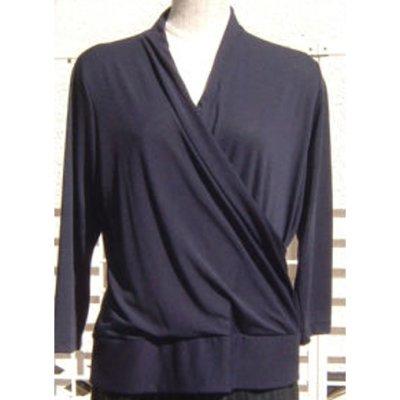 画像2: 型紙:カシュクールTシャツ
