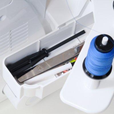 画像5: 【送料、代引無料】ロックミシン衣縫人(BL57EXS)