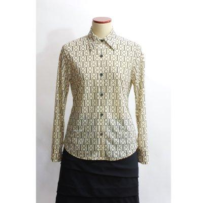 画像2: 型紙:台衿付きシャツ