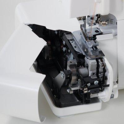 画像3: 【送料、代引無料】ロックミシン衣縫人(BL57EXS)