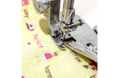 画像2: 【SUISEI】SCW バインダー用深縫いステッチ押え金